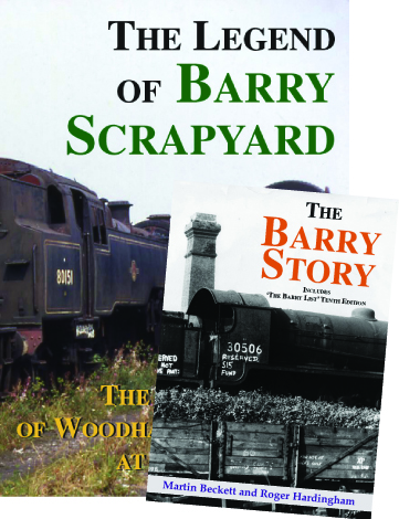 Barry book and dvd offer