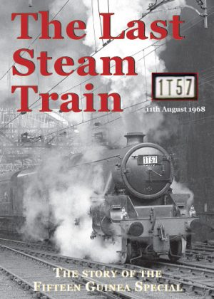 last steam train 11th august 1968, 1t57
