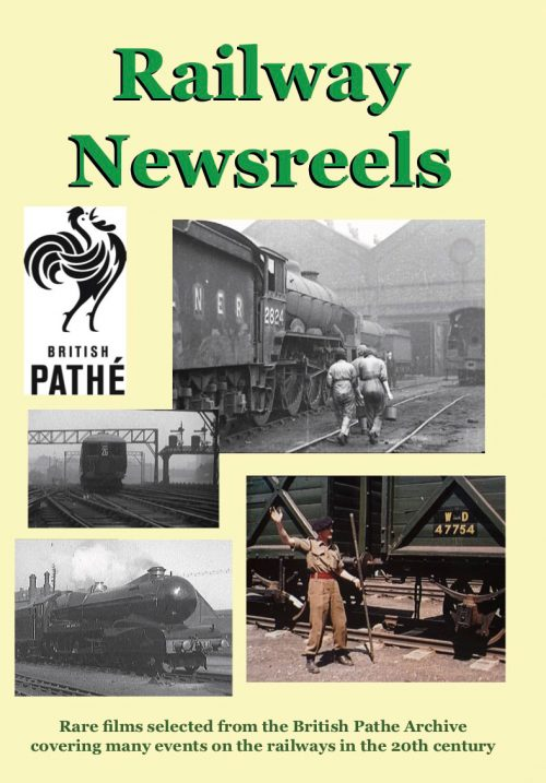 Railway Newsreels from British Pathe