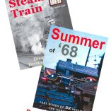 Special offer - The Last Steam Train & The Summer of '68. Buy both DVDs for just £25 saving £2.90 on the separate purchase prices.