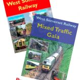 Special Offer - West Somerset Railway Autumn Steam & Mixed Traffic Galas 2016. Buy both DVDs for just £20 saving £7.90 on the separate purchase prices.