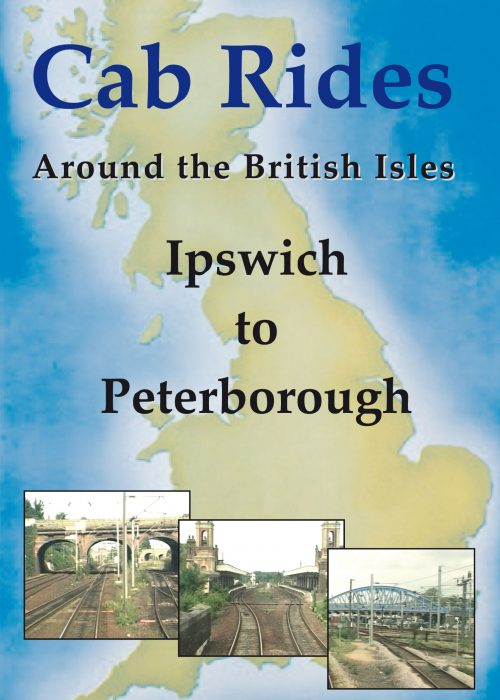 Ipswich to Peterborough Cab Ride