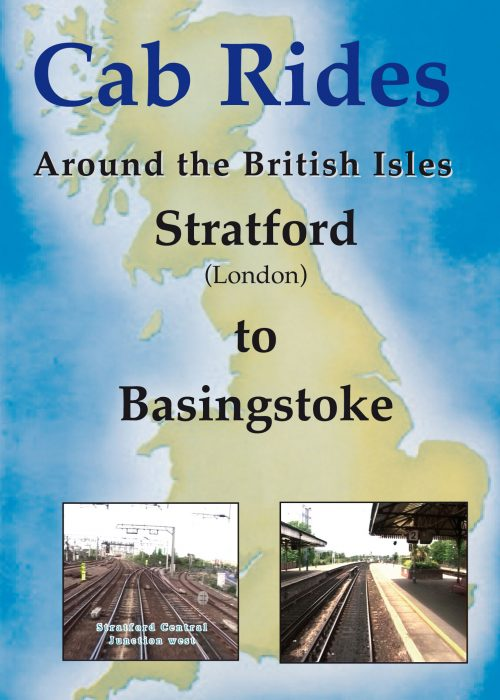 Stratford to Basingstoke Cab Ride