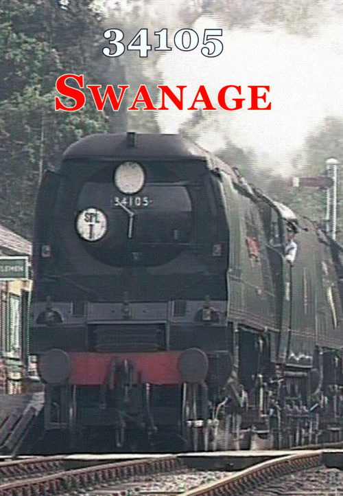 No. 34105 Swanage