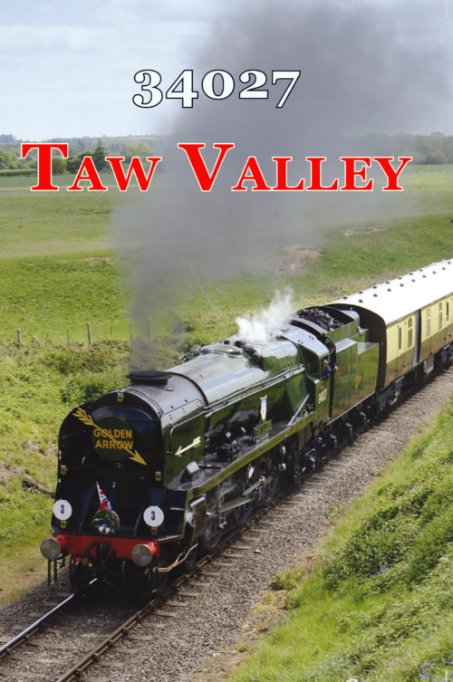 34027 Taw Valley DVD