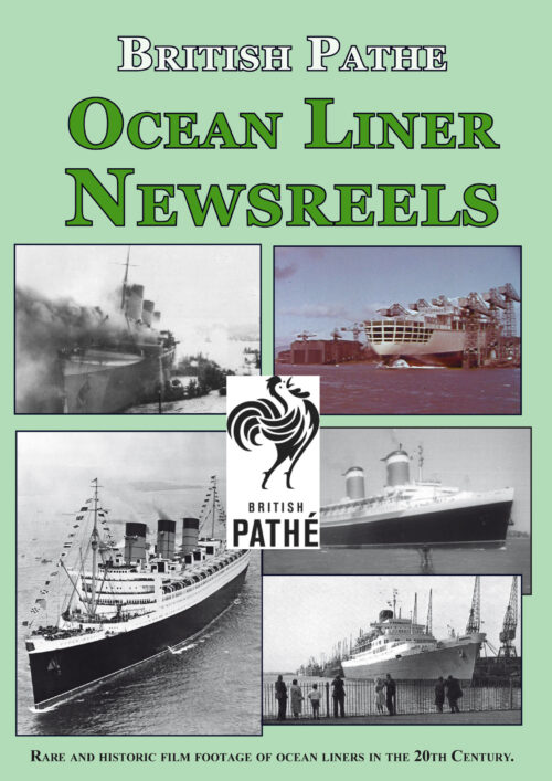 Pathe Ocean Liner Newsreels