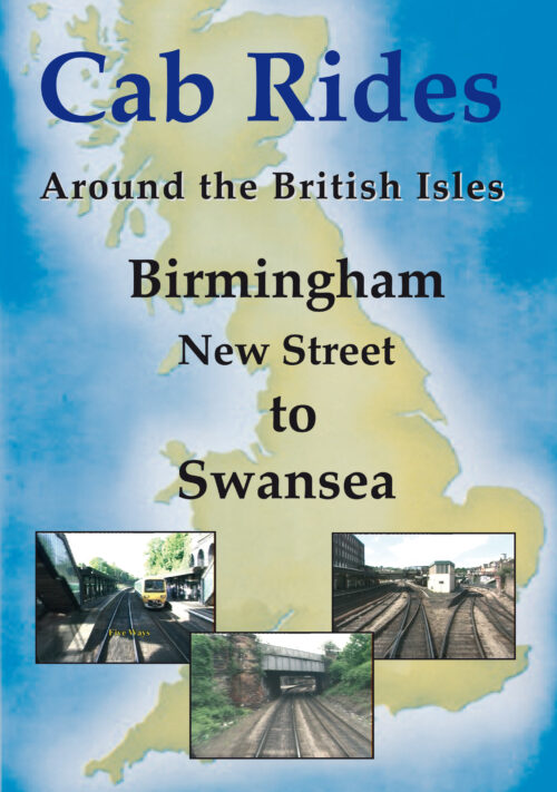 Birmingham New Street to Swansea Cab Ride