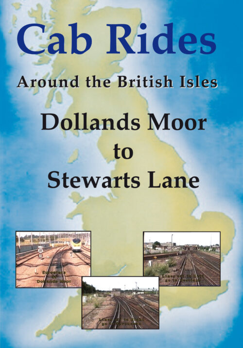 Dollands Moor to Stewarts Lane Cab Ride